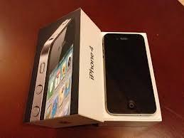 Vendo iphone 4 , 16gb negro