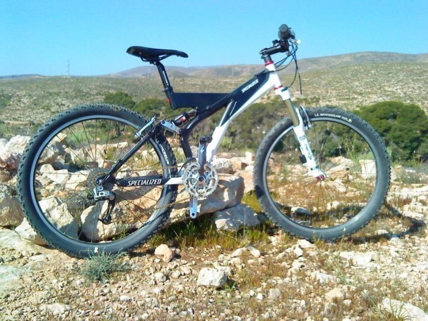 Specialized FSR Ground Control Bicicleta Montaña