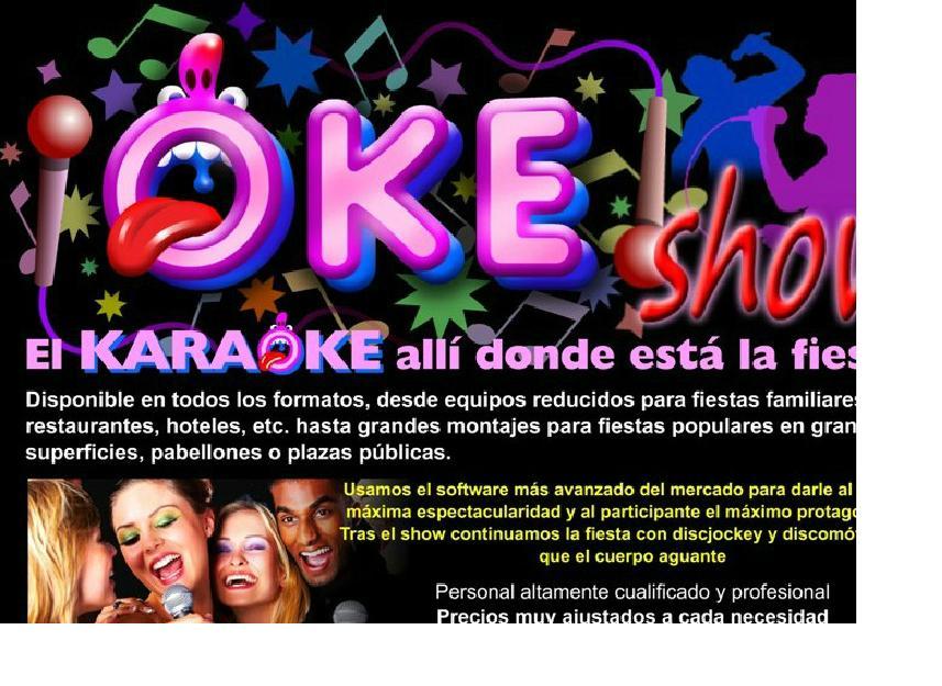 Alquiler de karaoke para fiestas y eventos