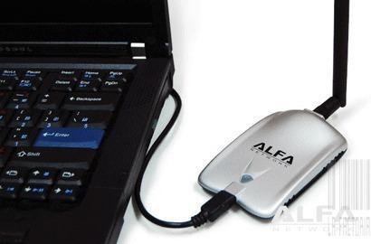 Antena ALFA network(wifi) Internet