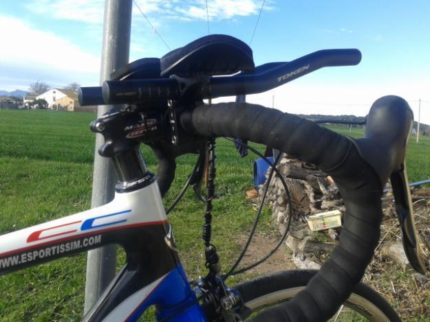 Bici carretera carbono bh speddrom t48