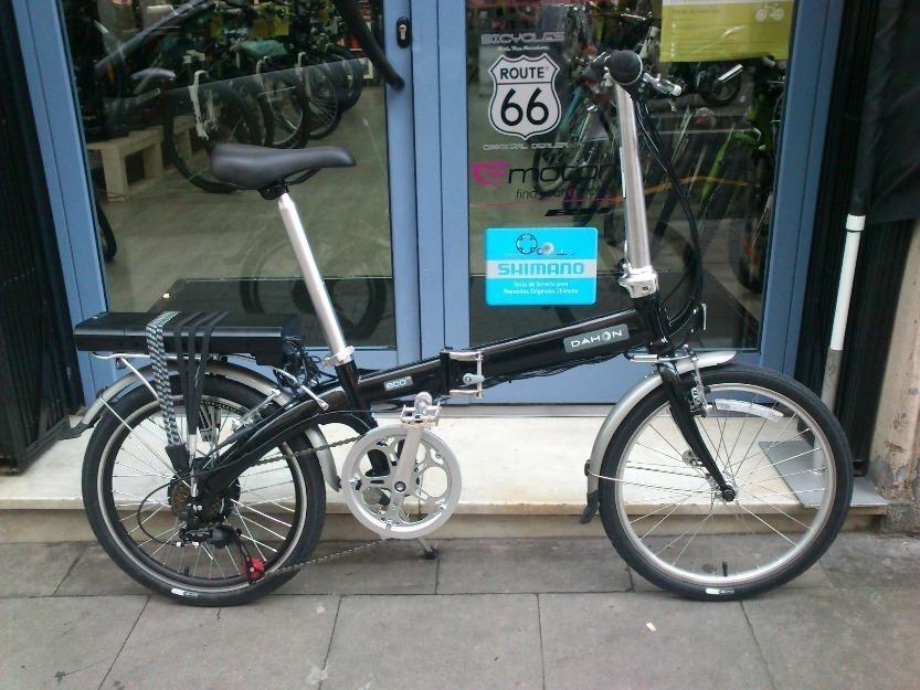 Bicicleta Dahon Eco C6 Electrica