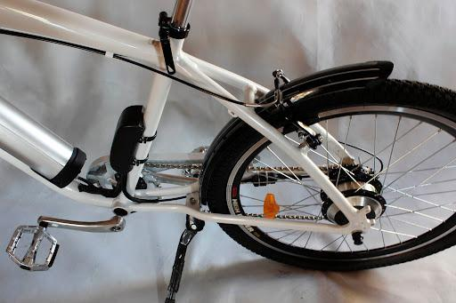 Bicicleta electrica Shelby