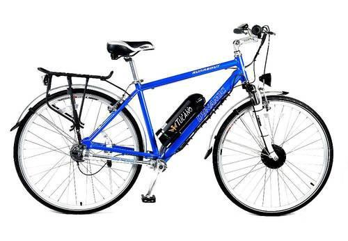 Bicicleta eléctrica tucano dynamic sport - cardan