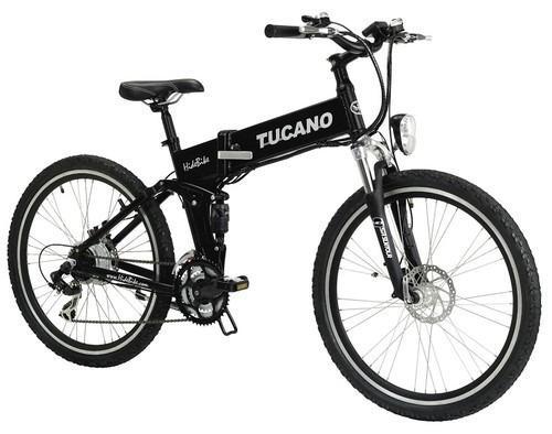 Bicicleta eléctrica tucano hide bike mtb
