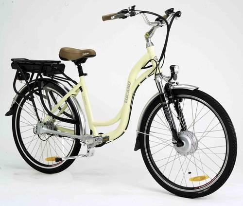 Bicicleta eléctrica tucano strada - cardan