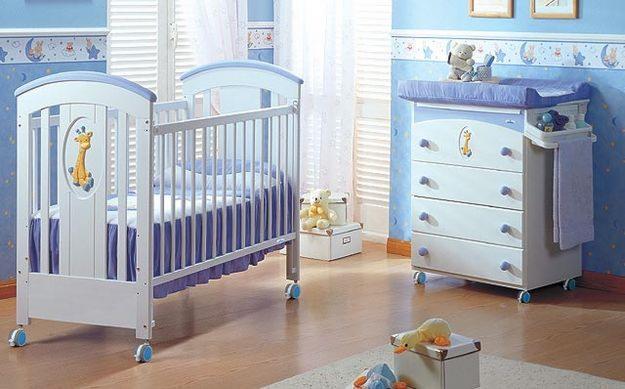 dormitorio para bebes