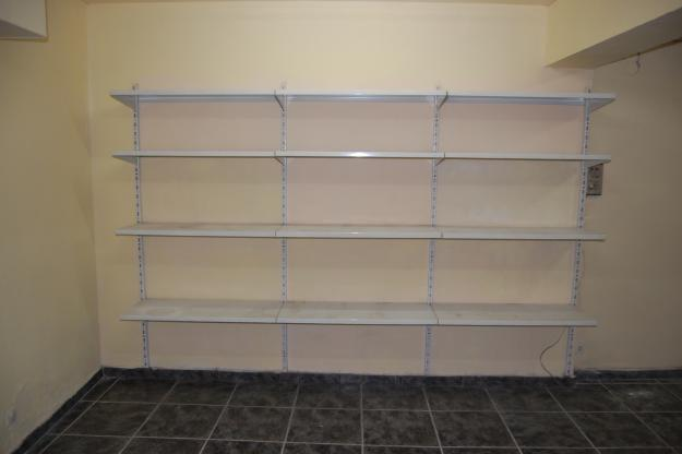 estanterias de tienda