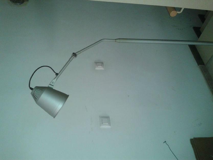 Lámpara infrarrojos casi nueva, sólo 95€!!!