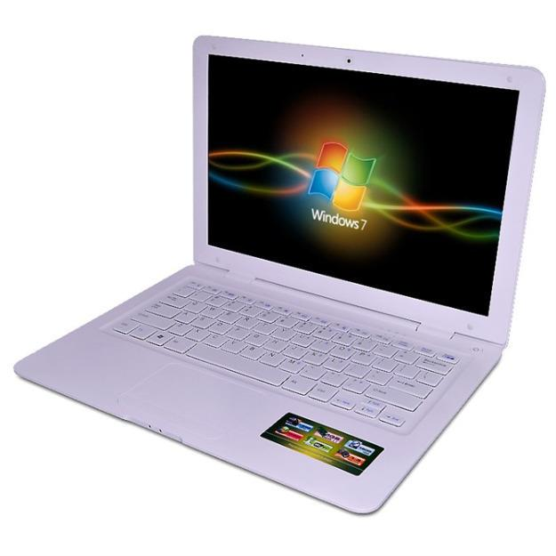 Laptop Notebook Pc Windows 7, 1GB pantalla de 13