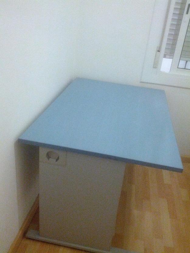 Mesa escritorio profesional 120 cm largo x 80 cm ancho x 72 cm altura
