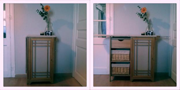 Mueble de plancha