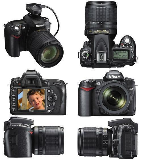 Nikon D90 + 18-270 + 8Gb + Batería + Bolsa SUPER GANGA!