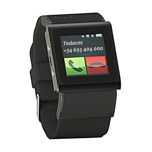 Reloj Inteligente Google Android con Telefonía Móvil WI-FI Bluetooth Androwatch V2