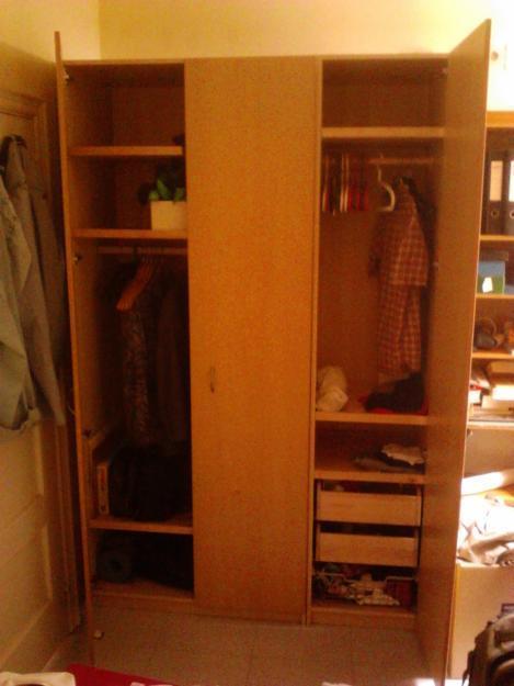 Vendo armarios y cama nido