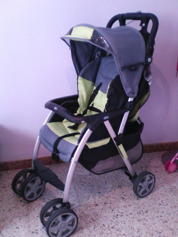 Vendo Carro/ Silla de paseo Chicco Simplicity