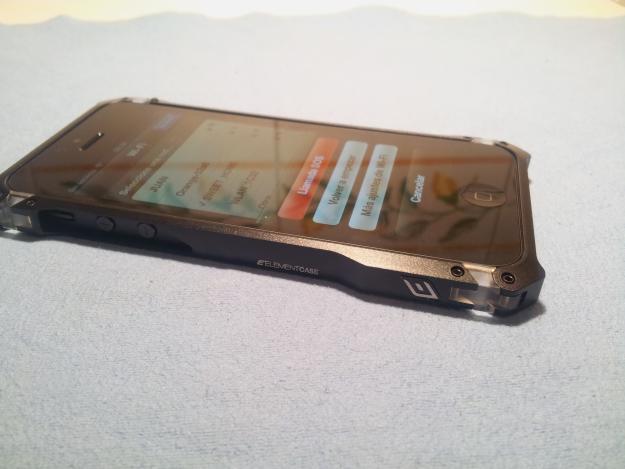 Bumper element case sector 5 para iphone 5 - modelo exclusivo