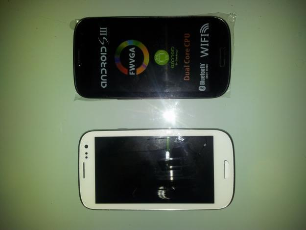 ALPS 9300 (inspirado galaxy s3) telefono libre dual sim. version android 4.1.1 dual core
