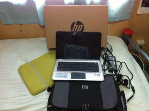 Laptop Hp Pavilion Dv6-3187la Intel Core I7 + Maleta