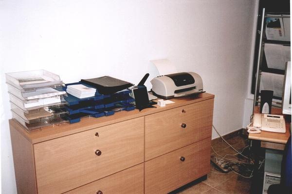 Muebles de oficina de alta calidad en estado perfecto