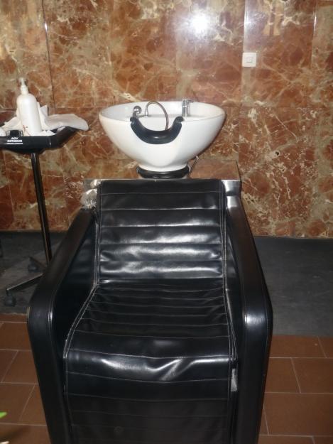 vendo mobiliario de peluqueria