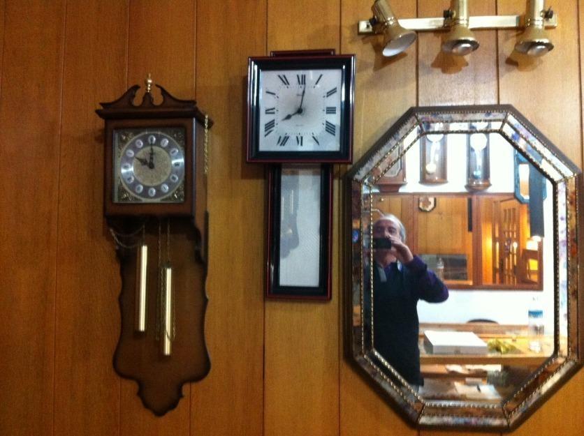 Venta de relojes de pulsera y de pared