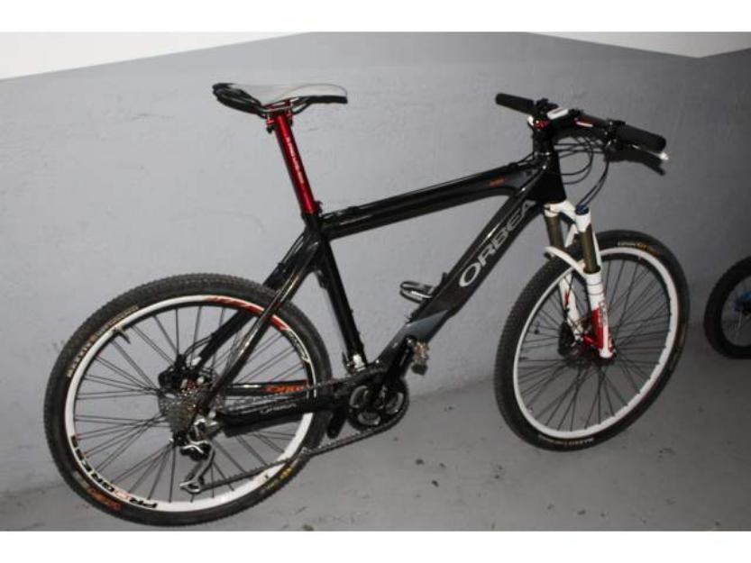 Bici mtb orbea alma carbono