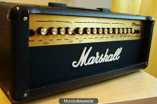 Ampli marshall hdfx 100