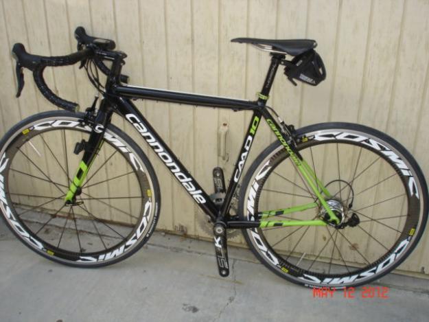 Bicicleta Cannondale Caad10 3 Ultegra 52,5cm