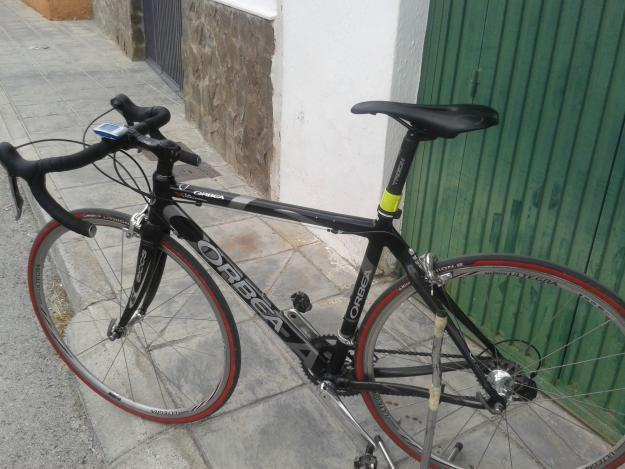 Vendo bici carretera usada Orbea Aqua
