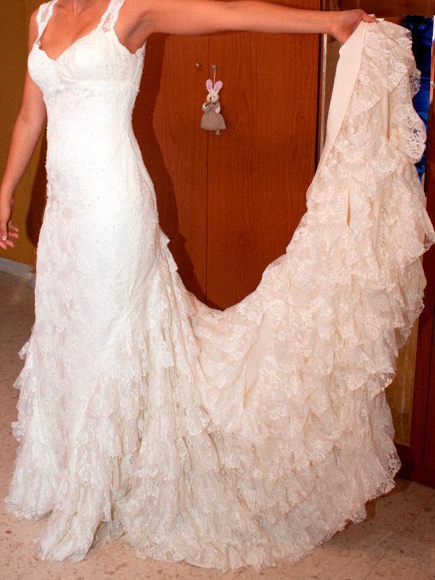 Vestido de novia Pronovias modelo Latina