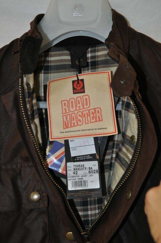 Belstaff modelo Roadmaster Nuevo y Original