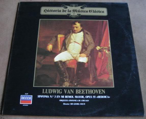 Lote de discos vinilo musica clasica coleccion