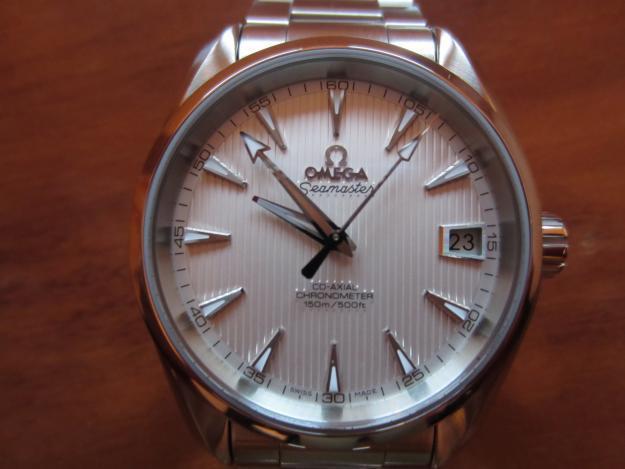 Reloj Omega Seamaster Aqua Terra 8500 Co-Axial