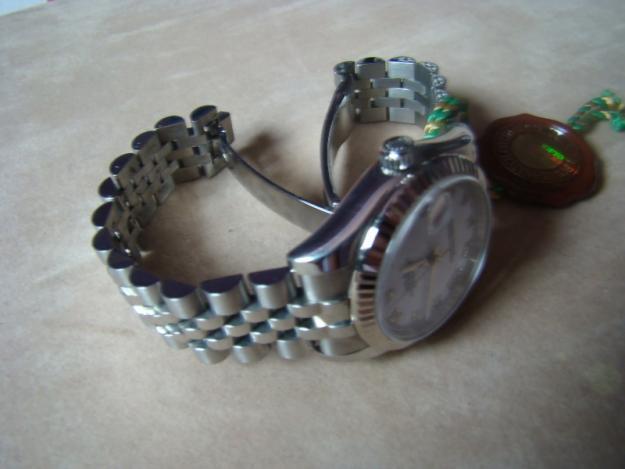 Vendo ROLEX DATE JUST acero y oro, del 2008, ORIGINAL