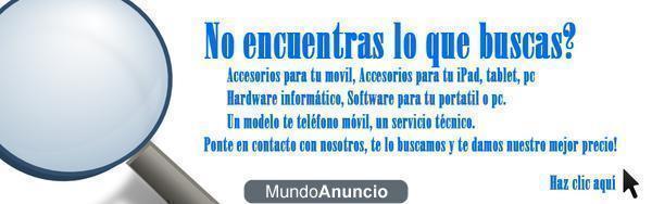 Accesorios NUEVOS para móviles y Tablet