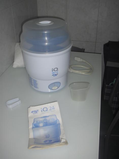 Avent, Esterilizador Biberones iQ24