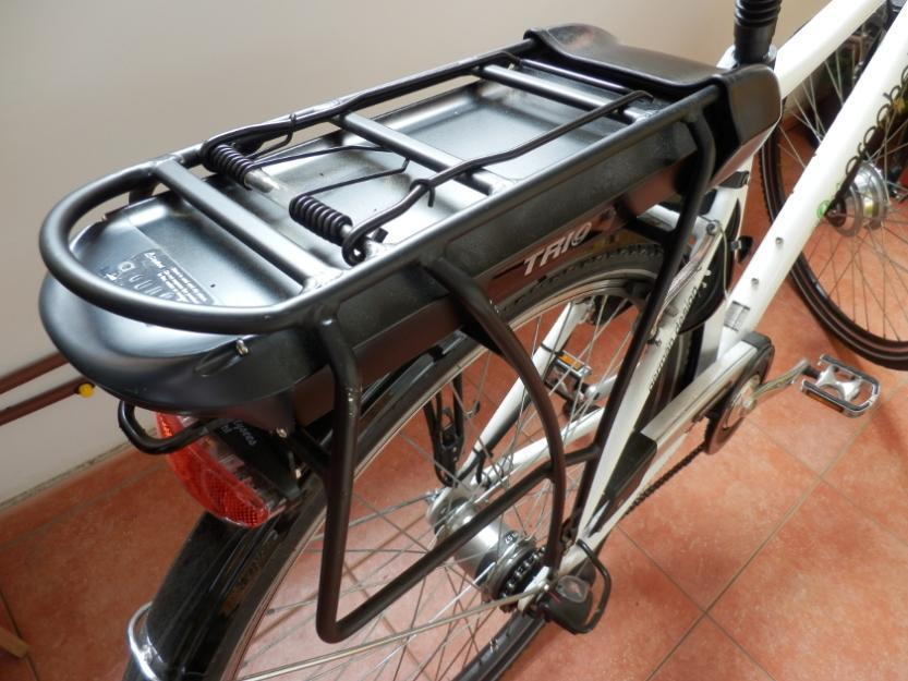 Bicicleta eléctrica hombre talla 52