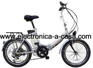 Bicicleta Eléctrica Plegable Nueva