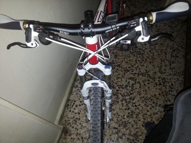 Bici MTB Merida Matts TFS800 Muy Mejorada