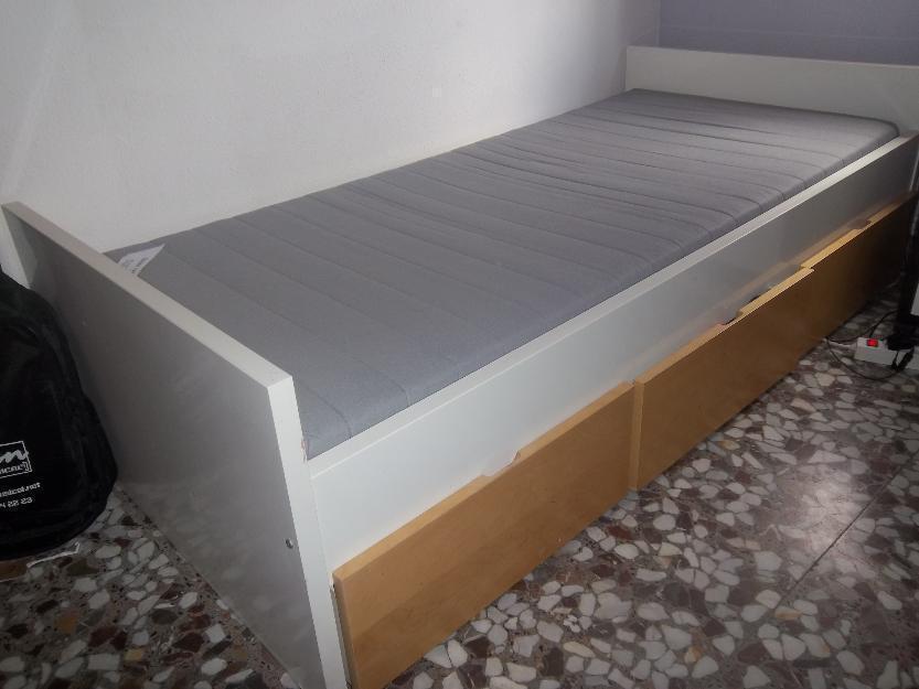 Cama nido ikea + colchón