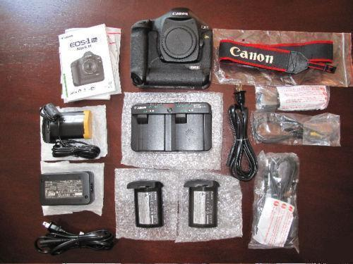 Canon 1Ds Mark III Digital SLR 21.1