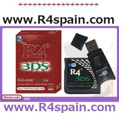 CARTUCHOS R4I 3DS para 3DS , DSi , Dsi XL + usb Gratis