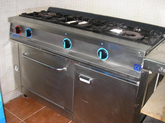 cocina+horno
