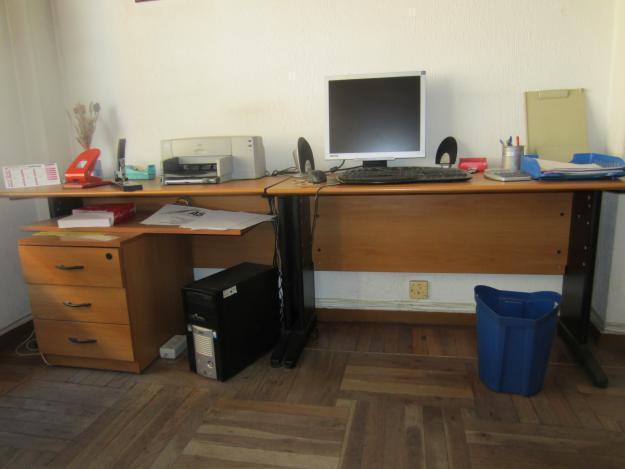 Escritorio ideal oficina