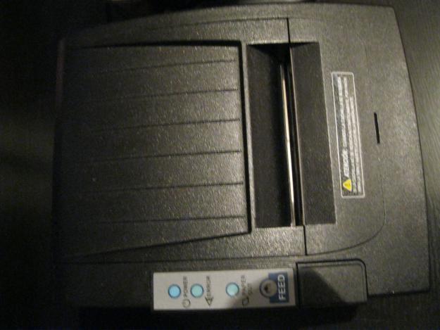 Impresora Térmica, 220mm/seg. Nueva