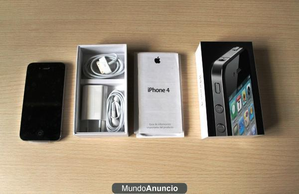 Iphone 4 16gb en perfecto estado