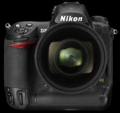 Nikon D3 FX DSLR