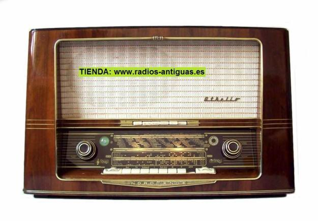 Radio antigua. tienda de radios antiguas, reparadas y con 12 meses de garantia