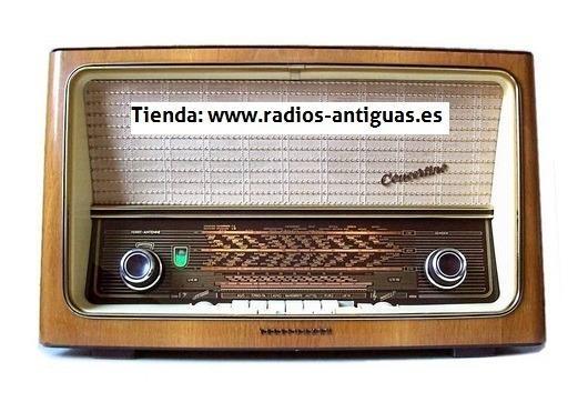 Radio antigua. tienda de radios antiguas. reparadas y garantizadas